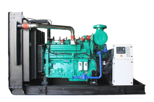 BA Genset with Gas Electric Generator 400V