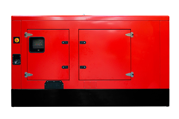 20kw/25kva Silent Generator Set with Cummins 4BT3.9-G2 engine