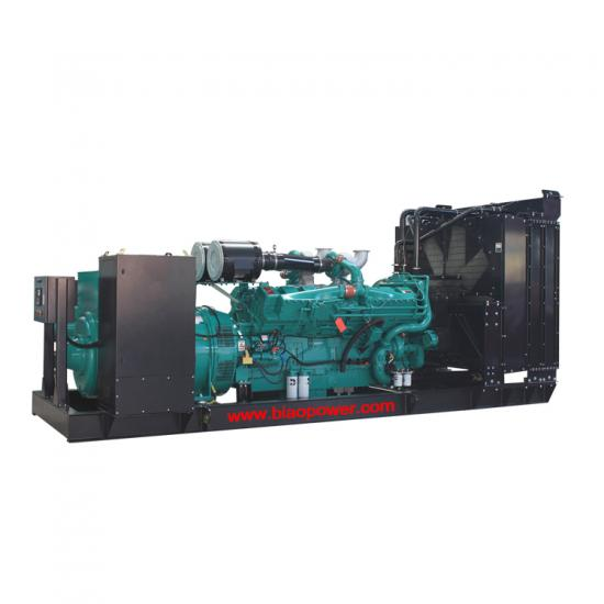 Big Power Cummins Genset 1000kw to 1200kw