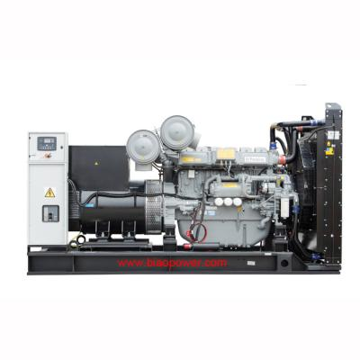 Brand New Perkins  Price Of Diesel Generator Set On Sale
