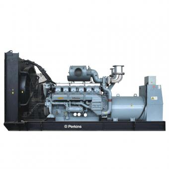 Big Power Perkins Brand Large Electric Generator On Sale
